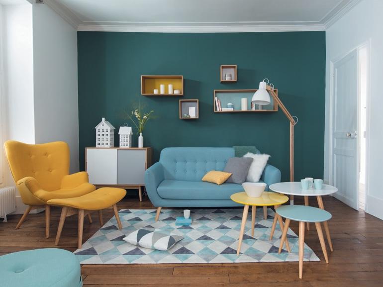 Salotto Verde Petrolio : 15 divani moderni di design per rinnovare il salotto grazia
