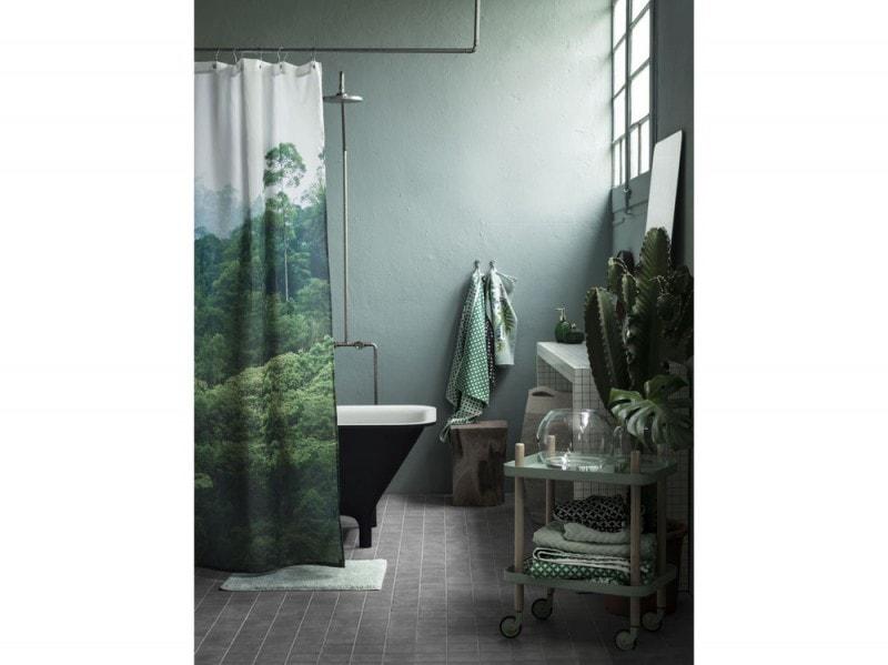 Verde nel bagn o della primavera 2016 di H&M Home