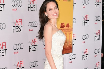 angelina jolie red carpet