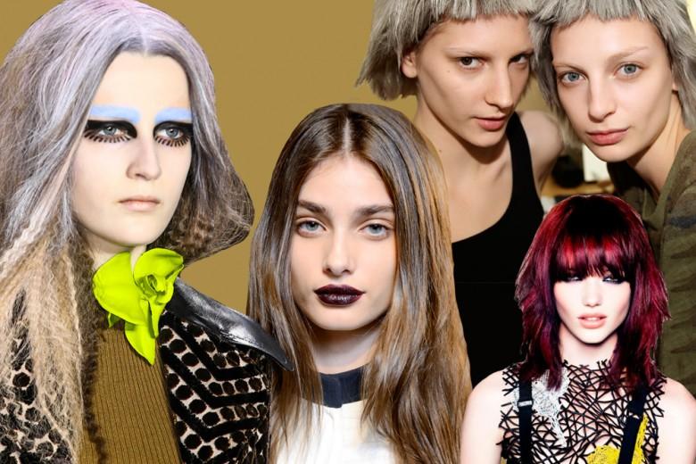 Tagli di capelli grunge: ispirazioni sexy e rock