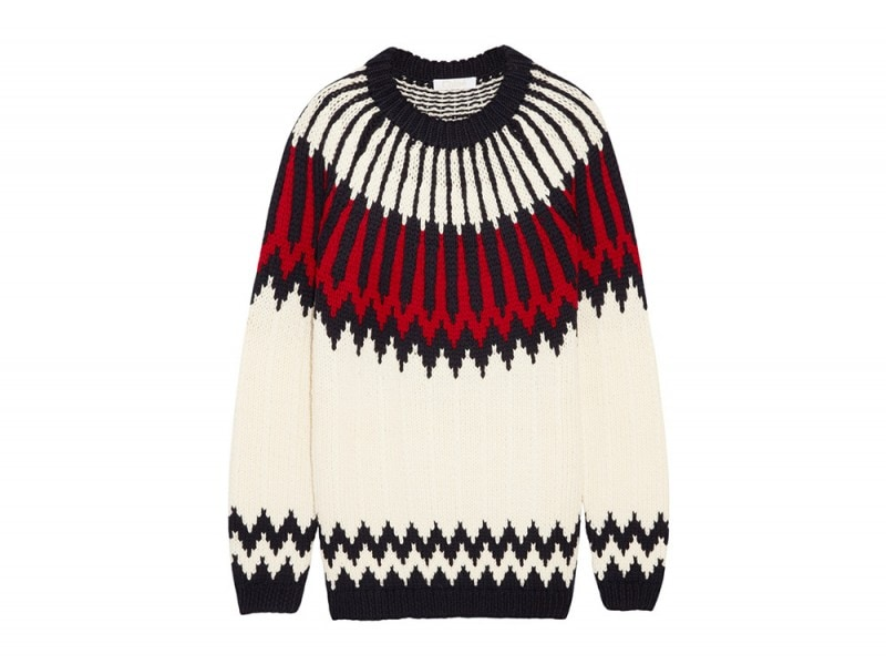 chloe maglione snow