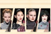 10 rossetti scuri da indossare ora