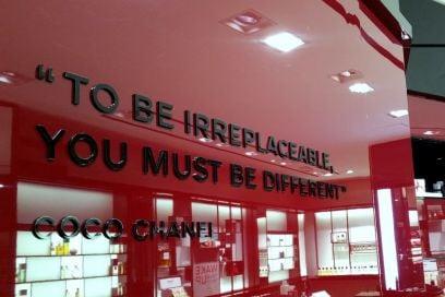 CHANEL: i servizi della Fragrance & Beauty Boutique a Firenze