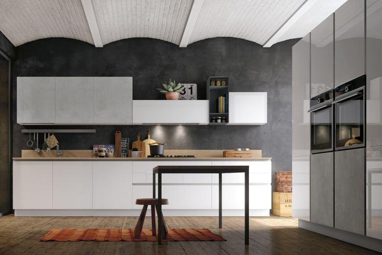 Le Cucine Moderne Pi Belle. Affordable Idee Per Cucine In Muratura ...