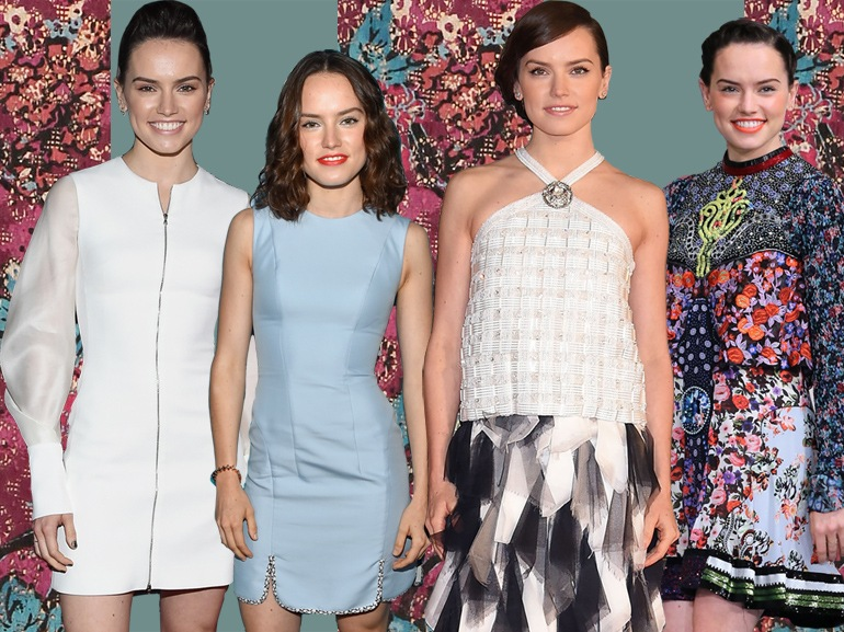 cover daisy ridley look mobile