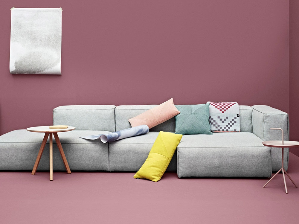 15 divani moderni di design per rinnovare il salotto grazia for Divani moderni