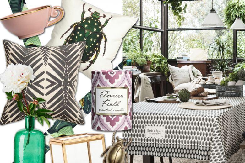 H&M Home: la nuova collezione Spring 2016