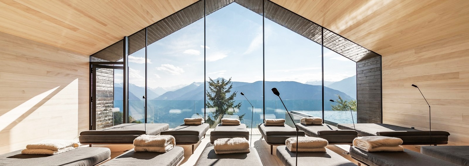 Hotel di design in montagna i migliori per l inverno for Design hotels 2015