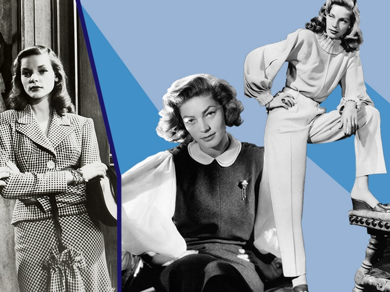 cover lauren bacall mobile