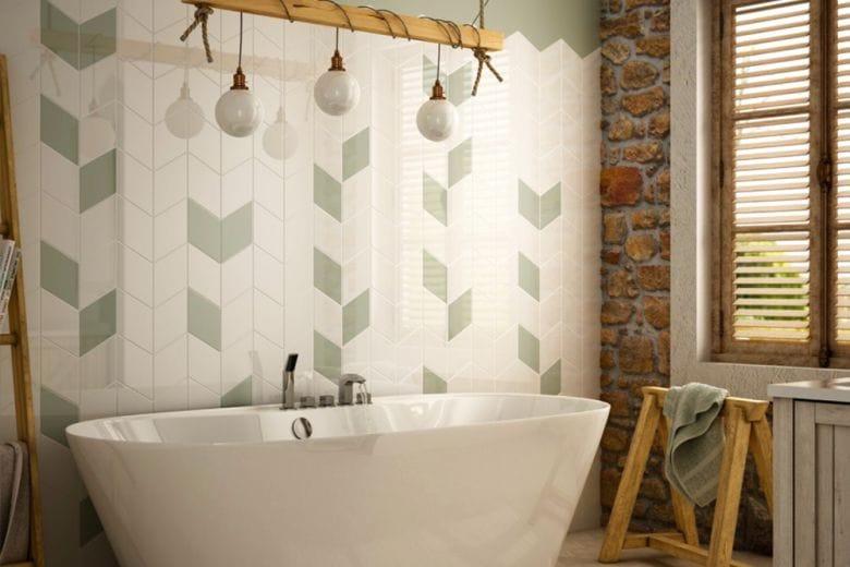 Piastrelle per il bagno: come sceglierle e utilizzarle