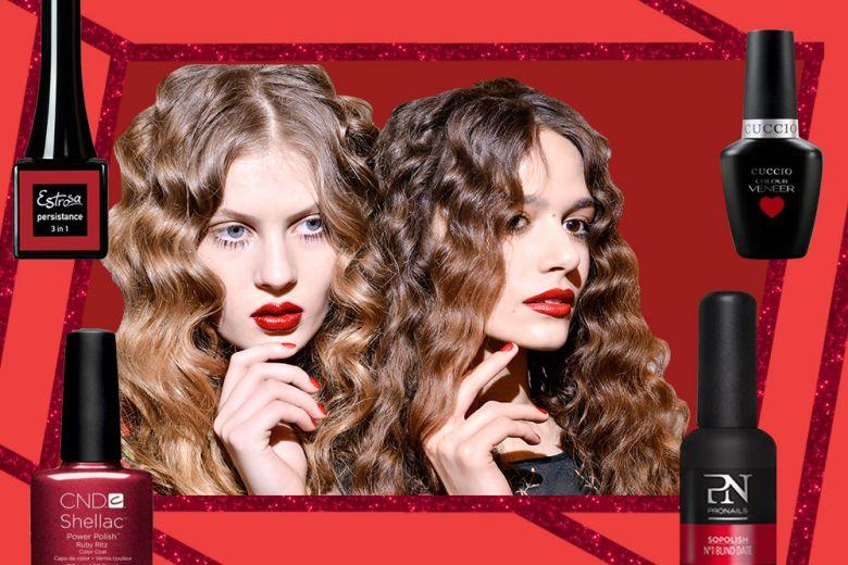 Smalti semipermanenti rossi: le tonalità più cool del momento