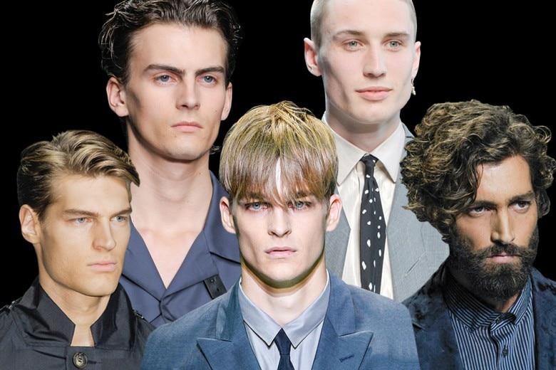 Tagli capelli uomo: le tendenze per la Primavera-Estate