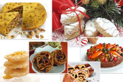 Dolce Di Natale Giallo Zafferano.Cercate Idee Per Il Pranzo Di Natale 8 Ricette Facili Ma Da