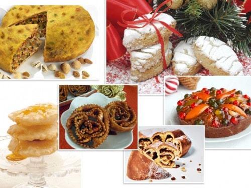 Dolci Italiani Di Natale.Dolci Di Natale I Piu Buoni D Italia Grazia It