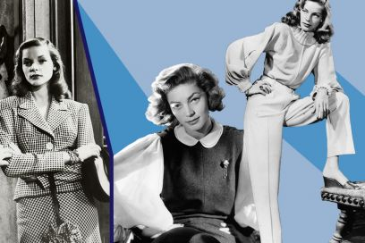 Get the #Throwback Look: Lauren Bacall e gli anni 50