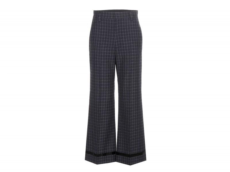 marc jacobs pantaloni quadri
