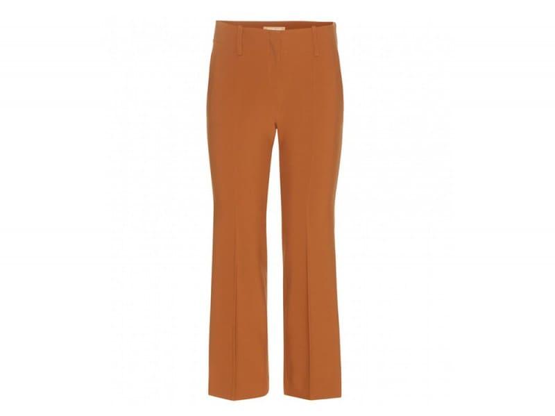 michael kors collection pantaloni cropped