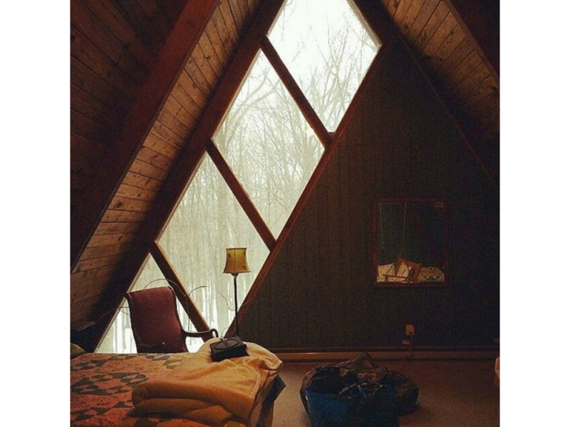 @my_dream_cabin – interior