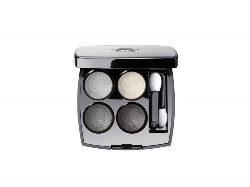 smokey-eyes-grigio-chanel-les-4-ombres-246-tisse-smoky