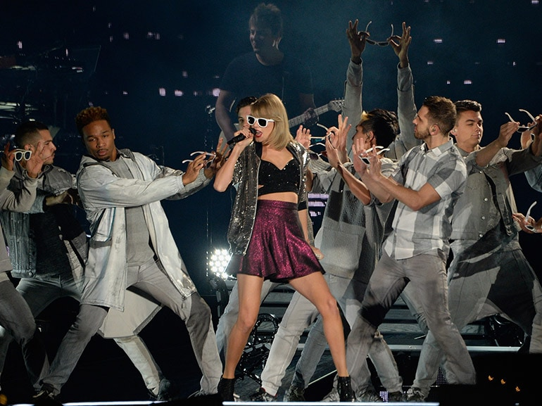 taylor swift concerto