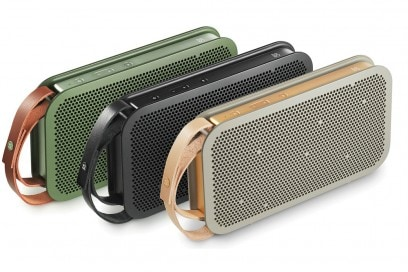 «BeoPlay A2 Bluetooth Speaker» di Bang & Olufsen