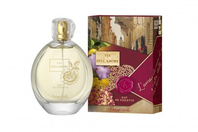 Bottega Verde_Via dell'amore – Eau de toilette