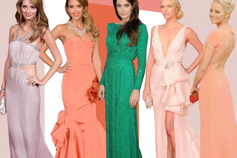 Golden Globes story: gli abiti più belli delle ultime edizioni