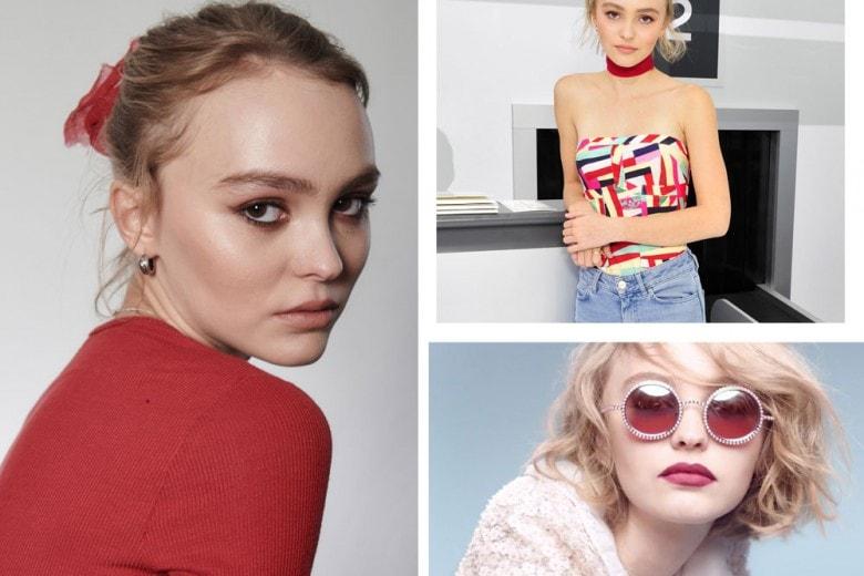 Lily-Rose Depp, trendsetter tra cinema e moda