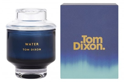Candela «Water scent» di Tom Dixon