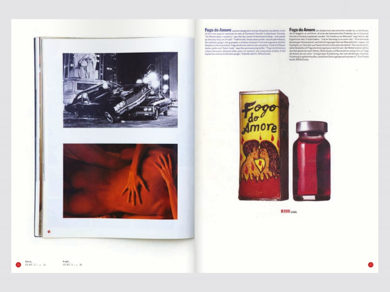 COLORS. A book about a magazine about the rest of the world
