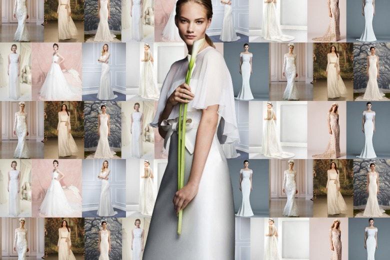 100 abiti da sposa