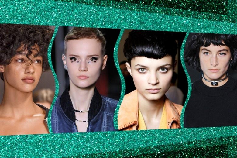 Tagli capelli corti: le acconciature per la Primavera-Estate