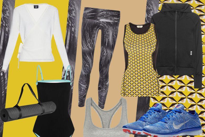 Abbigliamento da palestra: il dress code perfetto per il 2016
