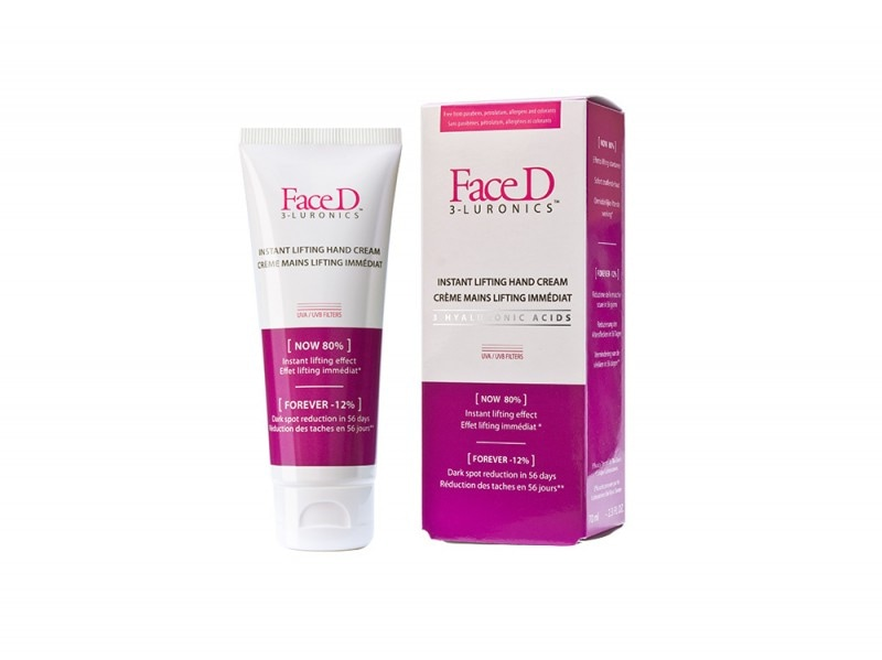 FaceD Hand Cream
