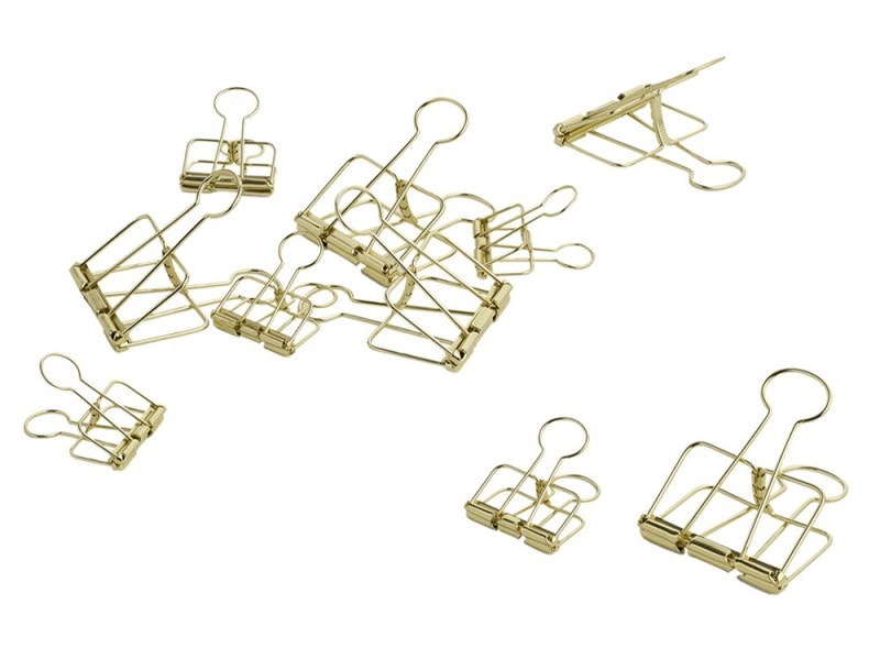 Hay Outline Paper Clips