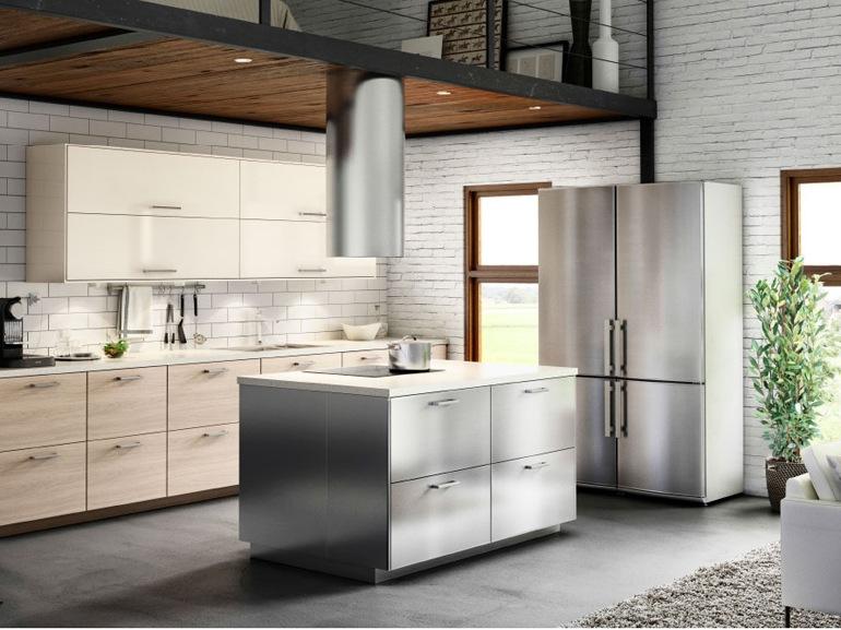 Le cucine in acciaio: direttamente dai ristoranti più famosi alla ...