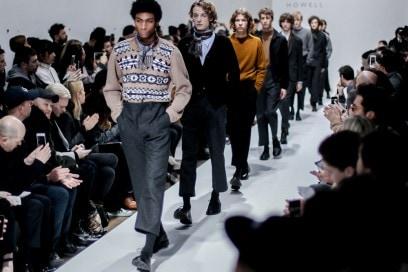 London Collection Men: dinamismo senza eccessi