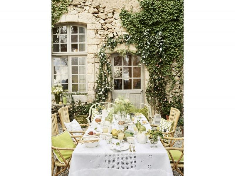 La tavola Versailles outdoor
