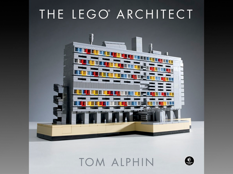 Lego Architect by Tom Alphin