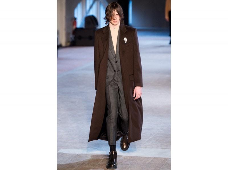 Maison Margiela cappotto lungo
