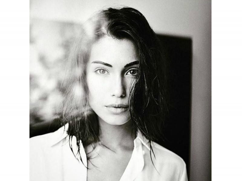 Federica Nargi Beauty Look