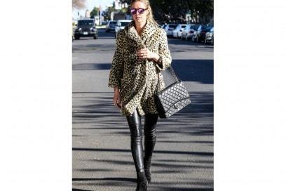 Nicky-Hilton-Chanel-classic-flap-bag