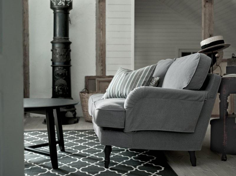 STOCKSUND divano a 2 posti