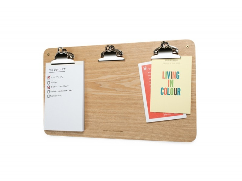 Universal Expert Multi-clip noticeboard copia