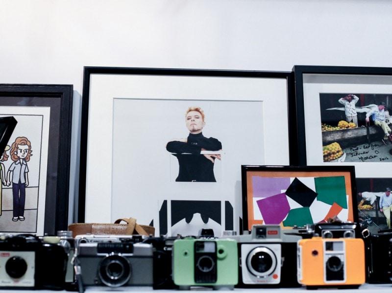 Uno-spazio-speciale-per-la-foto-di-David-Bowie-alla-presentazione-di-Paul-Smith-LCM-AW16-(4-di-4)