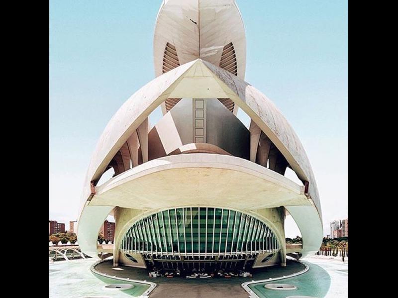 @architecture_hunter: Calatrava