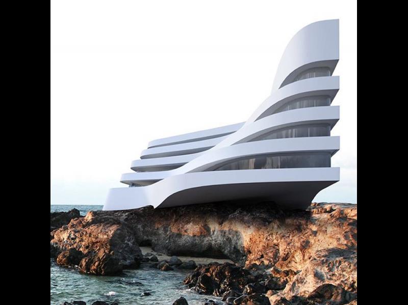@architecture_hunter: Concept 137 by Roman Vlasov