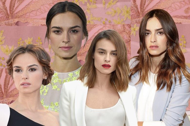 Kasia Smutniak: i suoi beauty look più belli