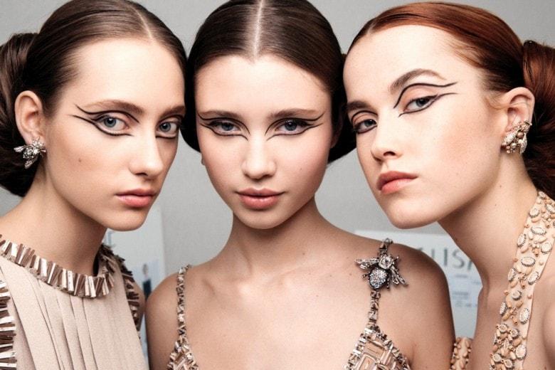 Chanel Haute Couture: il make up della collezione Primavera-Estate