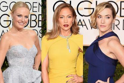 Golden Globes 2016: i Beauty Look delle star